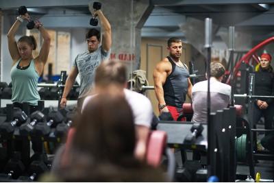 Фитнес-инструктор уровень 3