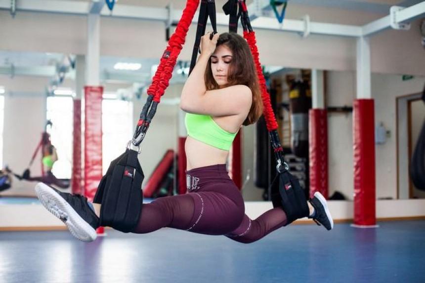 Банджи фитнес — абсолютная эластичность с 4DPro