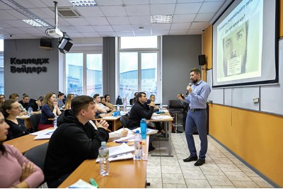 Открытая лекция Н.А. Мациевского