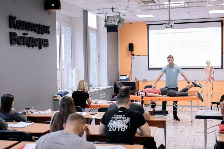 Кинезиология в практике фитнес-тренера. Фитнес-кинезиолог