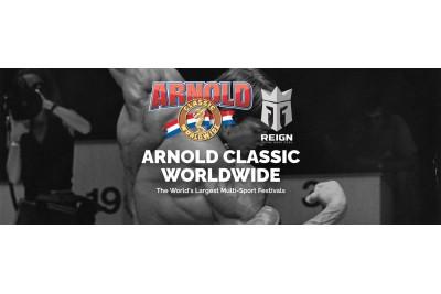 Золото Arnold Classic. Подопечные наших тренеров