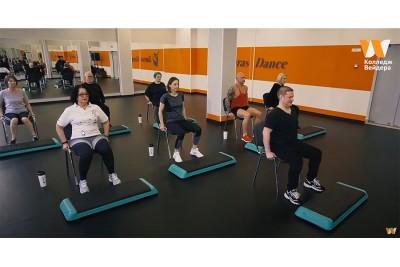 Новый формат тренировок дома и в офисе для восстановления после различных заболеваний и COVID-19